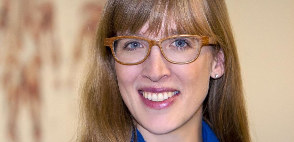 Astronoautin Insa Thiele-Eich