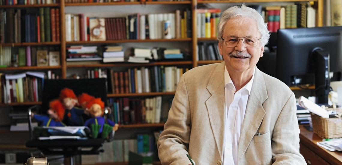 Kinderbuchautor Paul Maar