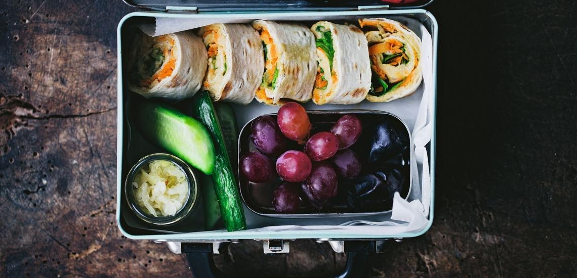 Gefüllte Sandwichrolle Die grüne Familienküche