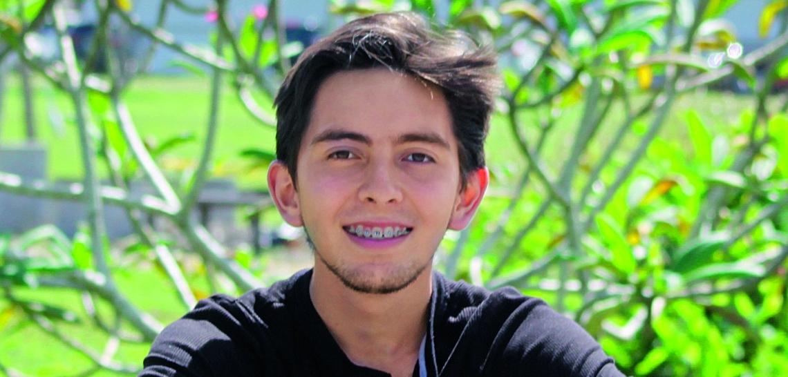 Santiago corrales Rodriguez von Don Bosco Green Alliance
