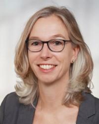 Porträt Ärztin Barbara Hauer