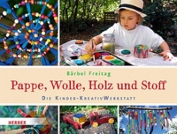 Cover Pappe Wolle Holz und Stoff