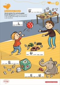 Rätsel Spielsachen