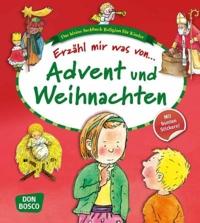Cover Erzähl mir was von Advent und Weihnachten