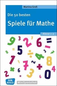 Cover Die 50 besten Spiele für Mathe