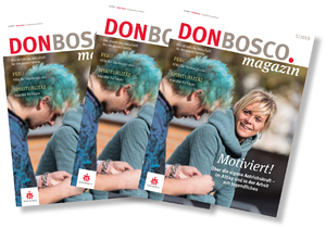 Don Bosco Magazin Brief Januar/Februar 2019