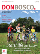 Don Bosco Magazin Brief November/Dezember 2018